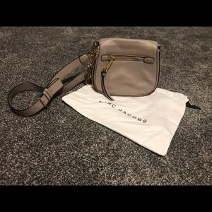 Marc Jacobs handbag 1sz in cement